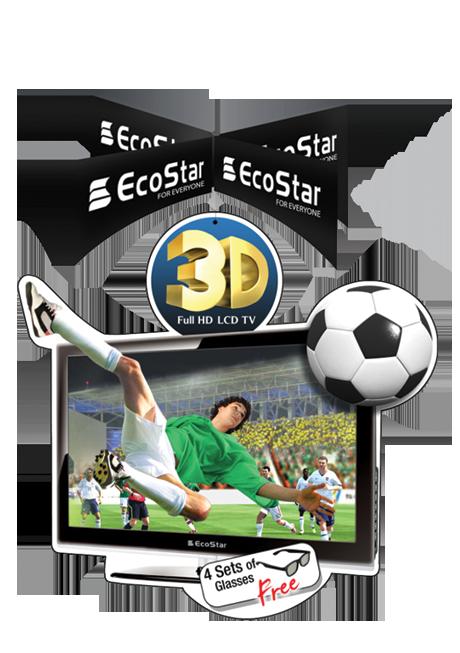 LED 3D TV